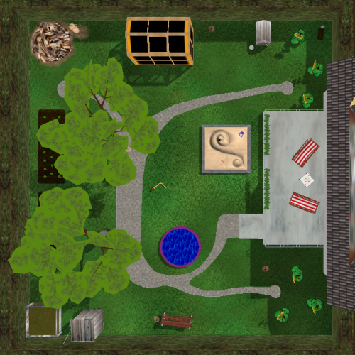 Topshot Green Garden V2